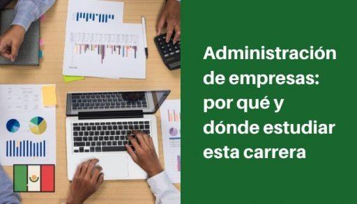 carrera administracion de empresas