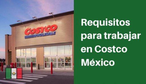 trabajar en Costco México