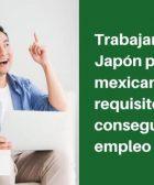 trabajar en japon siendo mexicano